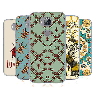 AU17.95 • Buy Head Case Designs Insect Prints Soft Gel Case For Huawei Phones 2