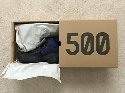 $ CDN350 • Buy Adidas YEEZY 500 High Tyrian 100% AUTHENTIC IN HAND Size 12M (US) (FY4269)