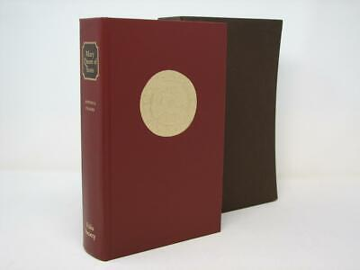 $23.85 • Buy FOLIO SOCIETY Mary Queen Of Scots 2004 Antonia Fraser H/C Cloth Slipcase MINT