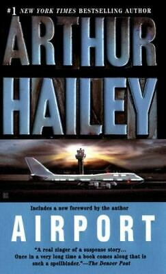 $4.09 • Buy Airport By Arthur Hailey
