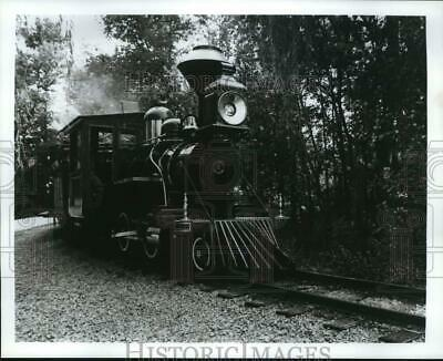 $9.99 • Buy Press Photo Opryland Railroad At The Opryland Showpark In Nashville, Tennessee