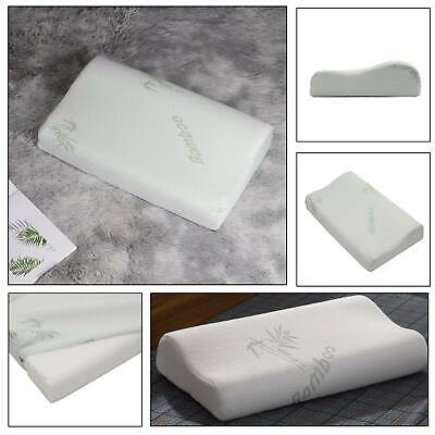 Contour Memory Foam Pillow Orthopaedic Firm Head Neck Back Support Pillows  • 8.59£