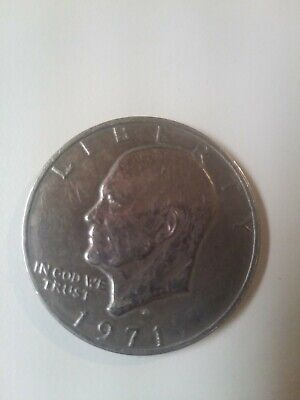 $10 • Buy 1971-D-Type 1 One Dollar Coin-  Friendly Eagle