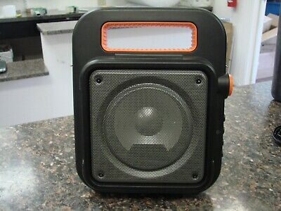 $8.06 • Buy ILive ISB309B Wireless Bluetooth Tailgate Speaker *GREAT CONDITION*