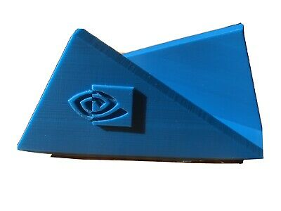 $ CDN11.11 • Buy NVIDIA Shield Stand 2015 Or Pro Version 3D Printed Egyptian Blue