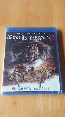 $89.99 • Buy Scream Factory Jeepers Creepers 2 Blu-ray Collector's Edition