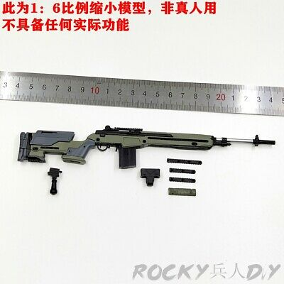 $28.99 • Buy M14 Rifle A For Easy Simple ES 06023 1/6 Scale Action Figure