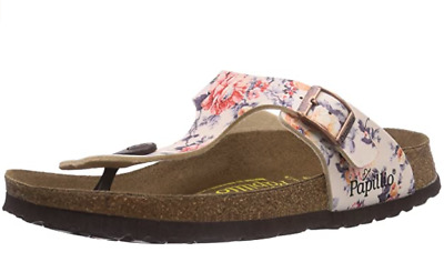 BIRKENSTOCK Papillio Rambling Rose Beige Normal Regular 304541 US 7 EU 38 • 52.81£