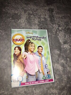 That's So Raven - Supernaturally Stylish (DVD, 2007) • 2.75£