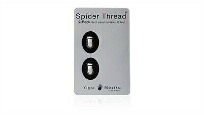 Spider Thread (2 Piece Pack) - Yigal Mesika - Magic Tricks • 11.24£