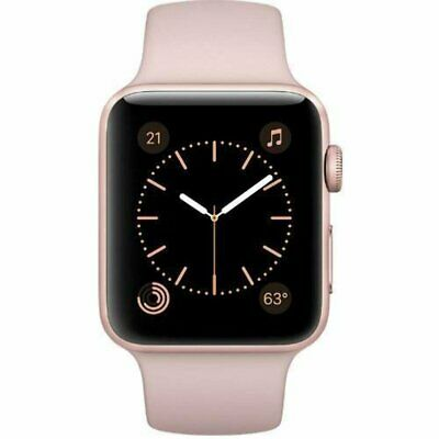 $ CDN171.16 • Buy Apple Watch Series 2 42mm Smart Watch - Pink (MQ142LL/A)