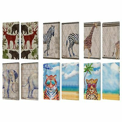 AU39.95 • Buy Official Paul Brent Animals Leather Book Wallet Case Cover For Amazon Fire