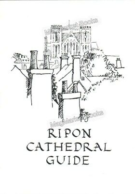 VINTAGE GUIDE BOOK: RIPON CATHEDRAL GUIDE (undated)  • 7.25£