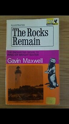 £2.99 • Buy The Rocks Remain By Gavin Maxwell - A Pan Paperback  M125