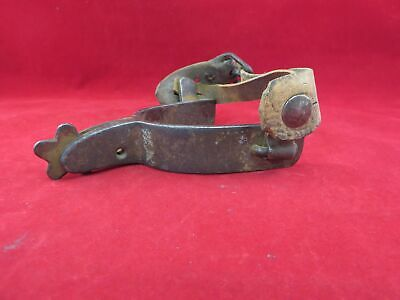 $15 • Buy Vintage Single Rough Stock Spur  #6