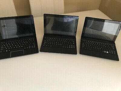 $ CDN250 • Buy LOT OF 3 Smartab 2-In-1 Android Tablet (ST1009X) 32GB 10.1  W/Keyboard