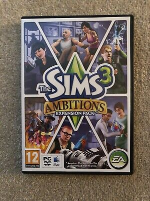 The Sims 3 Ambitions PC Edition • 2.20£