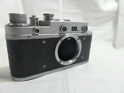 $49.99 • Buy ZORKI C Vintage Russian Leica M39 Mount Camera BODY Only  8867
