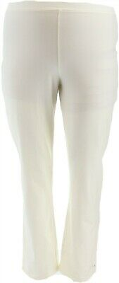 $ CDN15.18 • Buy Women With Control Pull-On Slim Leg Pants Pearl S # A310159