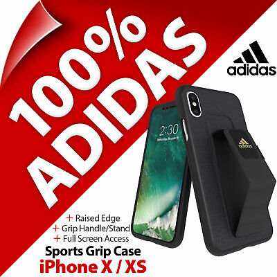 AU39.36 • Buy Adidas Sports Grip Case Horizontal / Vertical Stand For Apple IPhone X / XS