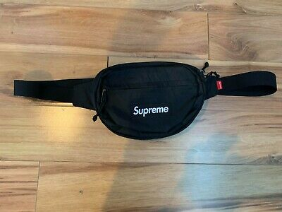 $ CDN120 • Buy Supreme Waist Bag FW18