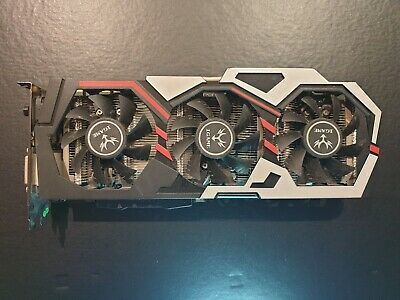 AU445 • Buy Colorful IGame GTX 1070 8GB GDDR5 Flame Ares U-TOP OC Graphics Card