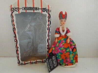 Vintage Rexard Margaret Of Anjou Doll In Original Box - 1970's - Good Condition • 12.99£