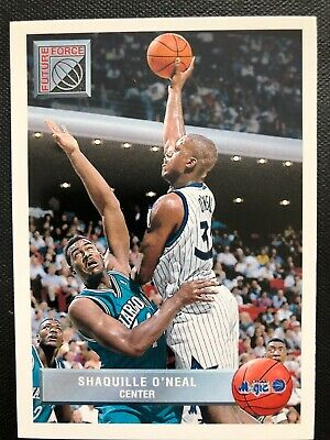 AU2.25 • Buy 92-93 McDonald's Upper Deck NBA Shaquille O'Neal Future Force Card #OR5