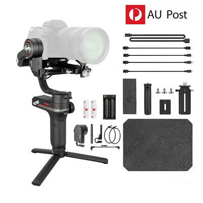 AU670 • Buy Zhiyun Weebill S Zoom/Focus Pro Kit 3-Axis Gimbal Stabilizer For DSLR Mirrorless