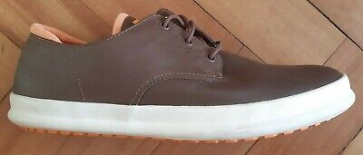 £40 • Buy Camper Chasis Mens Shoes Brown Leather Upper Lace Ups Style: K100280-003