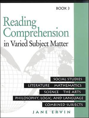 £7.60 • Buy Reading Comprehension Book 3  NEW