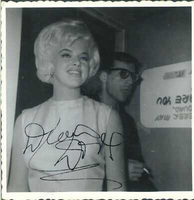 £317.25 • Buy Diana Dors - Autographed Signed Photograph