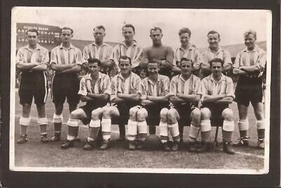 Football. Sheffield Wednesday Football Team 1954. All Named. RP. • 29.99£