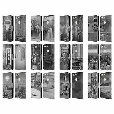 AU30.95 • Buy Official Thomas Barbey Landmarks Leather Book Wallet Case For Google Phones