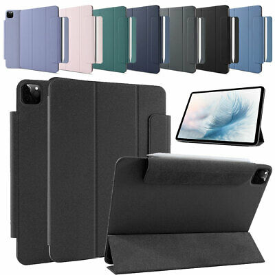 AU38.09 • Buy For IPad Pro 11  12.9  Inch 2020 Slim Magnetic Smart Cover Leather Stand Case AU