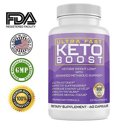 $13.33 • Buy BHB Keto Diet Pills Advanced Weight Loss Shark Tank  Burn Fat Fast