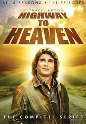 HIGHWAY TO HEAVEN: THE COMPLETE SERIES (Region 1 DVD,US Import.) • 53.89£