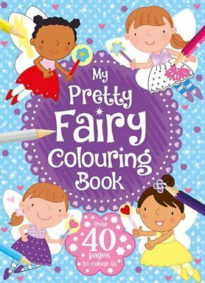 My Fairy Colouring Book, • 4.35£