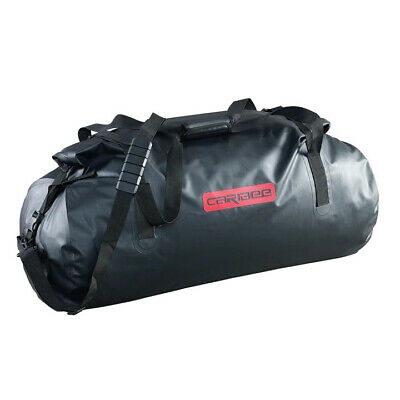 AU84.95 • Buy Caribee Expedition 80L Waterproof PVC Roll Top Gear Bag