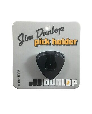 $ CDN8.84 • Buy Dunlop Guitar Pick Holder - Attach To Strap Or Guitar!