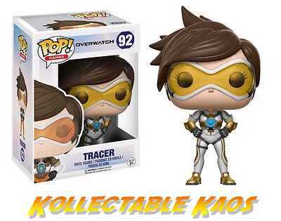 AU15 • Buy Overwatch - Tracer - Posh - Pop! Vinyl Figure (RS)