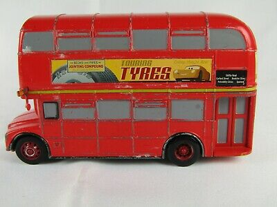 $ CDN11.47 • Buy Disney Pixar Cars 2 Double Decker London Bus Deluxe Killswitch #13