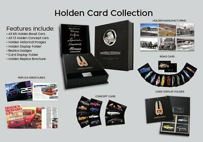 AU230 • Buy Holden Collector Card Series