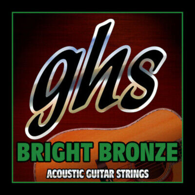$ CDN14.77 • Buy GHS Guitar Strings Acoustic Bright Bronze Heavy 14-60