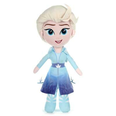 Disney Frozen 2 Elsa 10  Soft Plush Doll Toy • 9.99£
