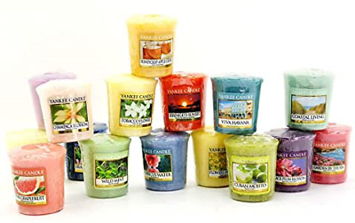 Yankee Candle Samplers  Votive Candle Net Wt 1.75 Oz49g Different Varieties P&P  • 6.89£