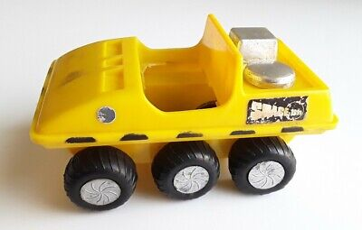 $79 • Buy SPACE 1999 1976 MOON CAR FRICTION MOTORIZED ACTION By Azrak Hamway International