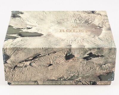 $ CDN81.65 • Buy Rolex Vintage  Moon Crater  Outer Box For 5500/0 Out Of Estate! Outer Box ONLY