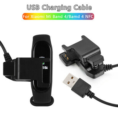 $6.24 • Buy USB Adapter Xiaomi Mi Band 4 Charging Cable Disassembly Free Smart Band Charger