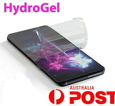 AU3.99 • Buy Hydrogel Screen Protector Samsung Galaxy S20 S10 5G S9 S8 Ultra Plus Note 9 10 2